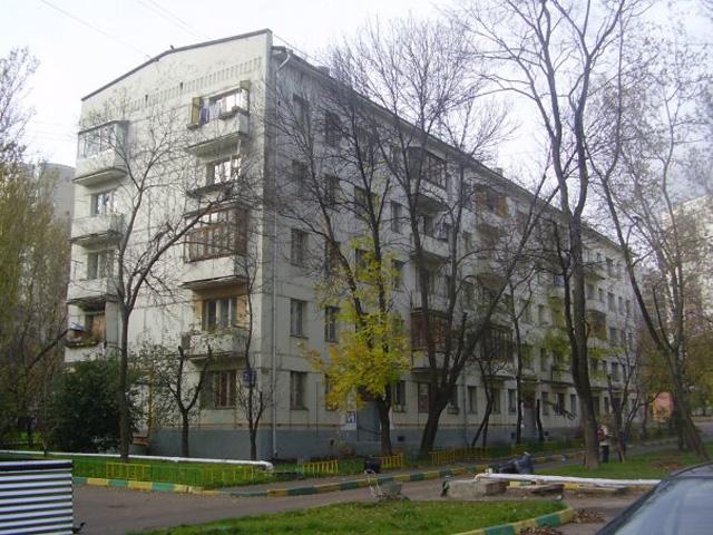 планировка квартир П-44 с размерами - Планировки Блог о